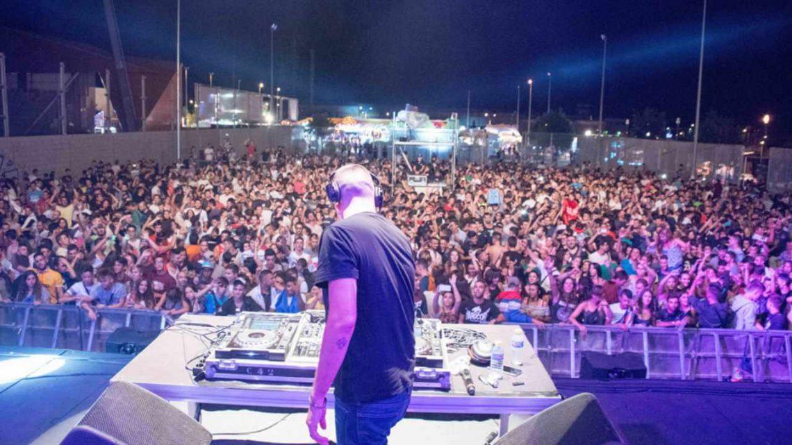 Elección de DJ de Colmenar para pintar en Fiestas