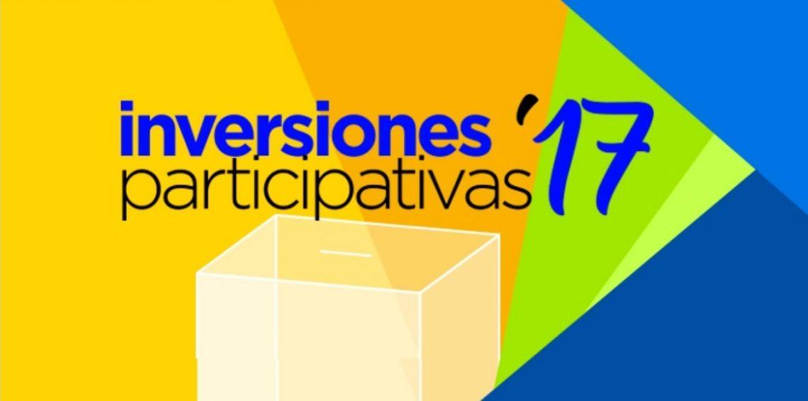 Inversiones Participativas 2017 en Colmenar Viejo