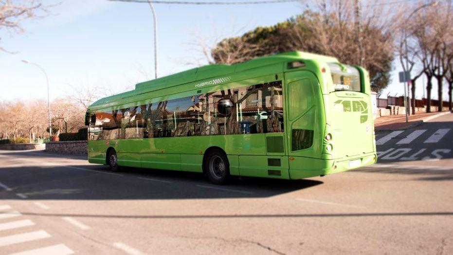Servicio extraordinario de transporte de Colmenar Viejo a las Fiestas de Soto del Real