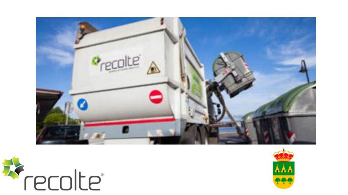 Nuevo sistema de limpieza y recogida de basuras en Soto del Real