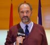Declaraciones de la portavoz de Ganemos tras el Pleno